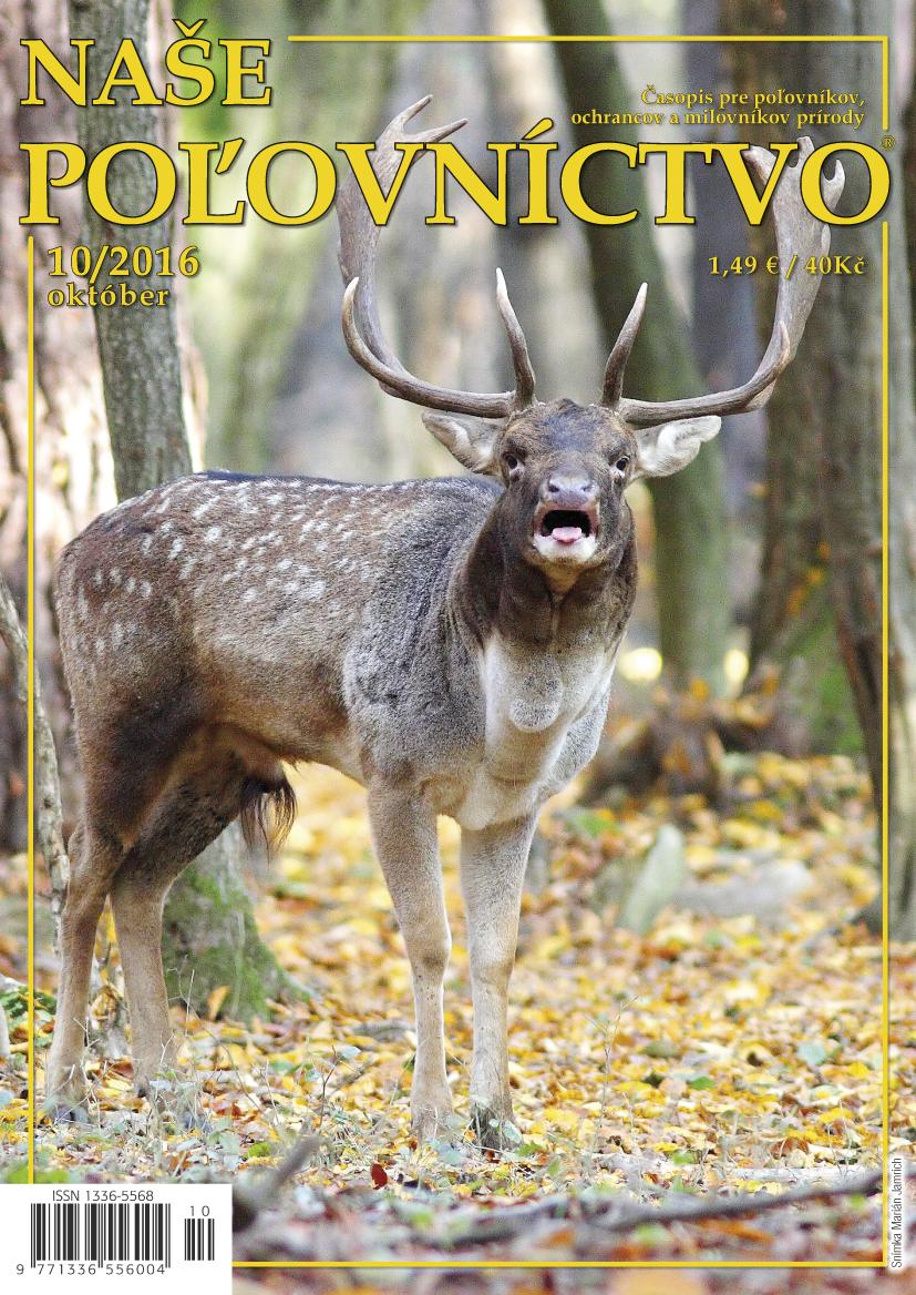 7aad5a9d5 admin – Stránka 4 – Naše poľovníctvo – Časopis pre poľovníkov ...